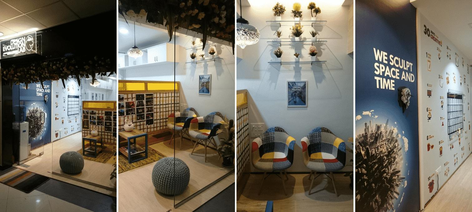 studio interior design pune